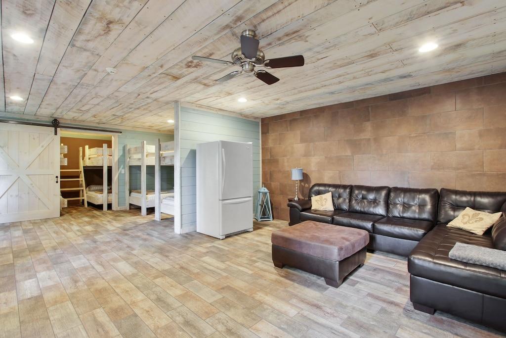 Terrace Level Living Room - Main House