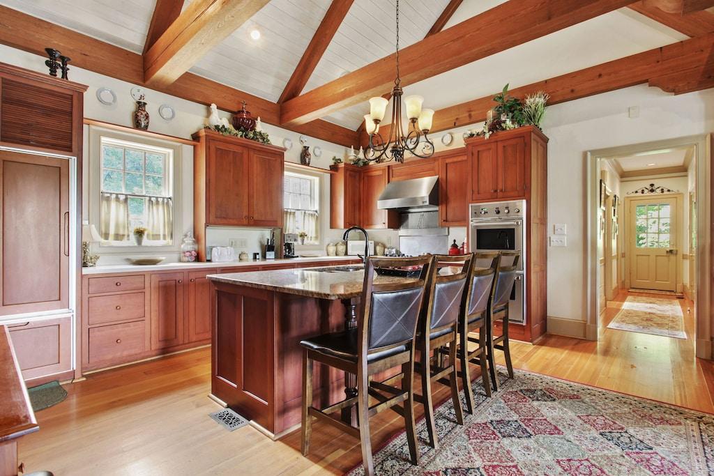 Large Kitchen - Main House