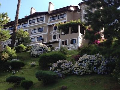 LINDA VISTA ! Apartamento 2 Dormitórios próximo aos pontos turísticos e centro.