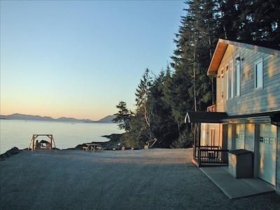 Exterior view of Hidden Cove Estate