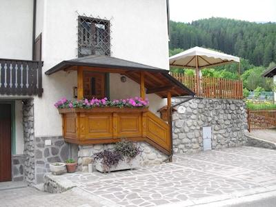 Casa Vacanze a Commezzadura in Val di Sole