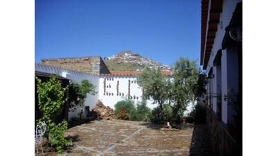 Magacela, Extremadura, Spanien