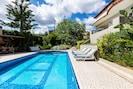 The outdoor area of Alonia Villa!