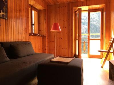 Confortevole appartamento da un'epoca passata ... con il comfort di oggi!