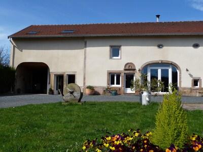 Paroisse Sainte-Libaire-de-Rambervillers, France