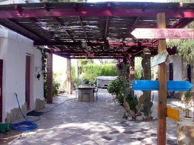 patio couvert