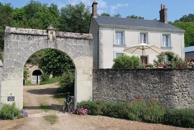 Noizay, Indre-et-Loire, France