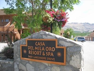 Casa Del Mila Oro, Osoyoos, British Columbia, Canada