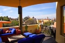 Roof Top Patio and View of Historic Centro
