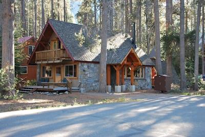 Donner Lake Woods, Truckee, Californië, Verenigde Staten