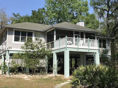 """""""SUWANNEE HOUSE"""" 3/3 (2 LARGE MASTERS) w/ OPTION TO UPGRADE TO 4/4 w/ BUNGALOW"""