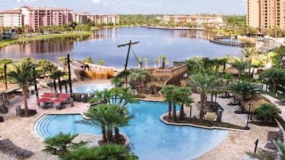 Bonnet Creek, Wyndham Orlando, Lake Buena Vista, Orlando, Florida, United States of America