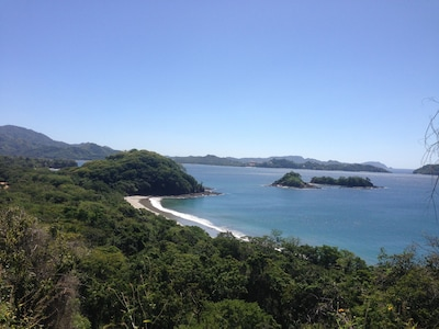 Coastal View, Islands off Penca Beach