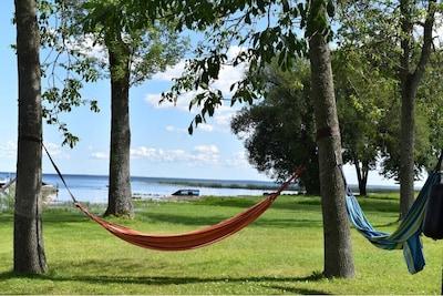 Great hammock views