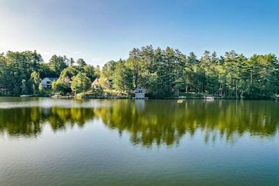 Lake Kanasatka, Moultonborough, New Hampshire, United States of America