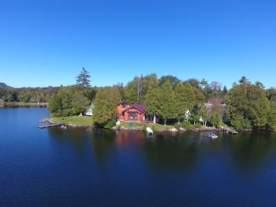 Newark Pond, Newark, West Burke, Vermont, United States of America