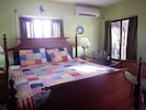 Master Bedroom With King Bed & Private Bathroom