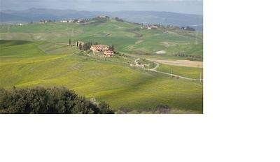 Villa da Filicaja, Montaione, Toskana, Italien