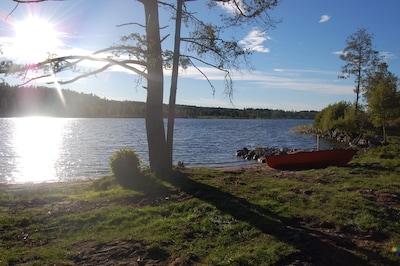 Commune de Tranås, Comté de Jönköping, Suède
