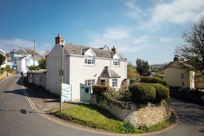 Manorbier Castle, Tenby, Wales, United Kingdom