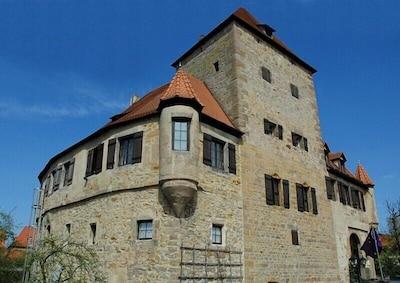 Schloss-Kornburg