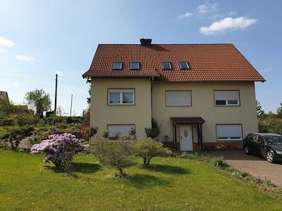 Tharandt, Sachsen, Deutschland