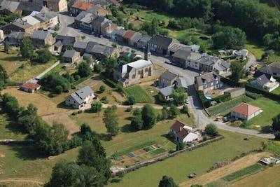 Le Châtelet-sur-Sormonne, Ardennes, France
