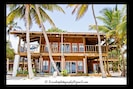 Suites upstairs, Standard Rooms downstairs - all oceanfront!