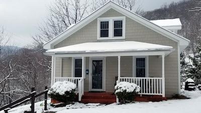 A little snow 3/12/18