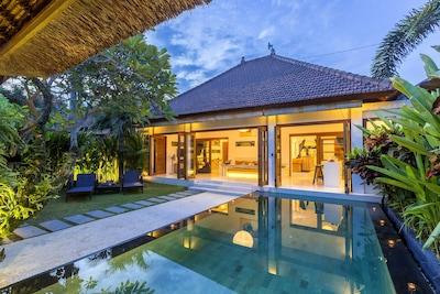 2 Bedroom Villa with Pool Seminyak Bali