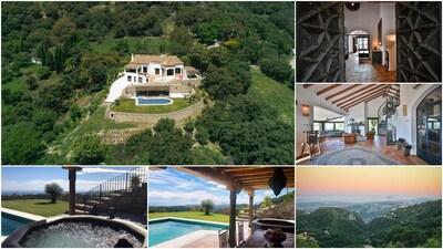 Nueva villa extraordinaria con impresionantes vistas a Gibraltar y África
