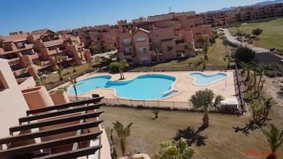 Mar Menor Golf, Torre-Pacheco, Murcia, Spain