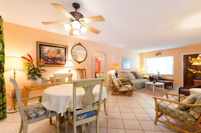 Living, Dining space