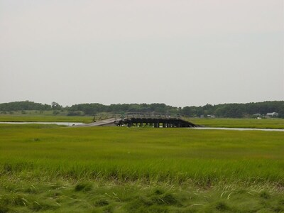 Causeway to Lt. Island