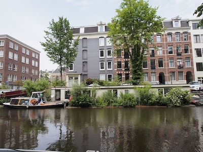 View from opposite side of the canal.
