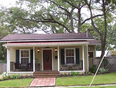Downtown house in the heart of New Braunfels