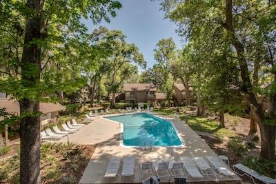 Water Oak Villas, Hilton Head Island, South Carolina, United States of America