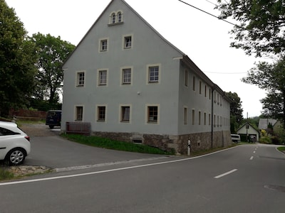 Reichstädt, Dippoldiswalde, Saxony, Germany