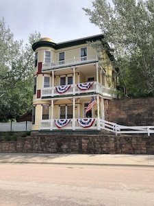 """Built in 1891, the """"Burdette House"""" is on the Historic Registry."""