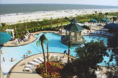 Marriott's Barony Beach Club, Hilton Head Island, South Carolina, United States of America