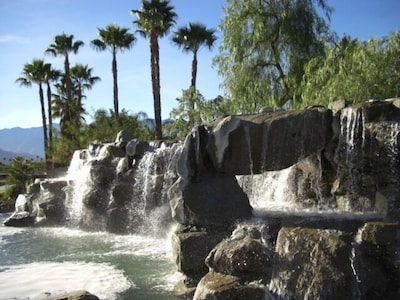 Victoria Falls, Rancho Mirage, California, United States of America