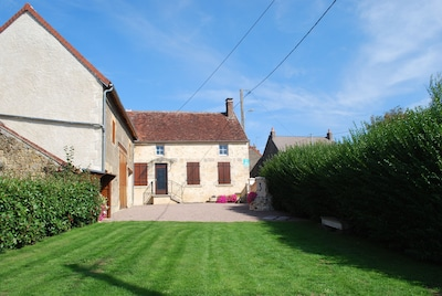 Colmery, Nièvre, Frankreich
