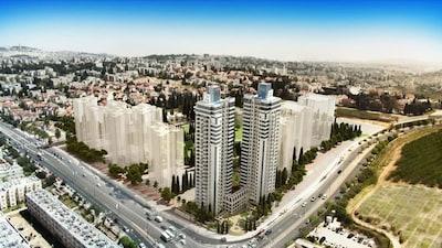 Jérusalem, Jerusalem District, Israël