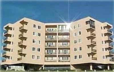 The 'SeaWatch' Condominiums, Oceanfront in Old Orchard Beach, Maine