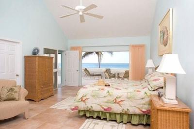 Master Bedroom with 3rd floor deck