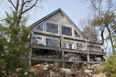 LOOKOUT MOUNTAIN CLEAN & COZY CABIN/ AMAZING VIEWS on TOP of LOOKOUT MOUNTAIN
