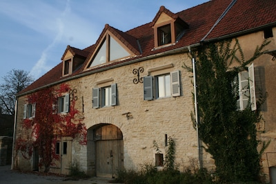 Meursault Castle, Meursault, Cote d'Or (department), France
