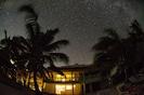 Night sky at the inn