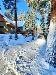 Skilift Liberator Express, Wenatchee, Washington, USA