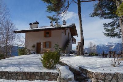 Outdoor Park Limarò, Madruzzo, Trentino-Südtirol, Italien